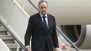Florentino quiere dejar atrás a la BBC