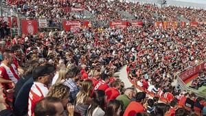 El Girona tiene estadio para años