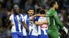 El gol de Marega, suficiente para el Oporto ante el Santa Clara.