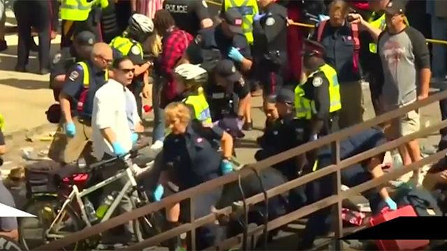 Incidentes en la celebración del anillo de Toronto