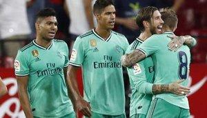 Incluso siendo segundo, el Real Madrid ya tiene garantizada su participación en los octavos de final
