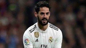 Isco tiene problemas en el Real Madrid