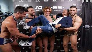 Jorge Javier Vázquez ofrece detalles sexuales en la tienda ES Collection | Okdiario