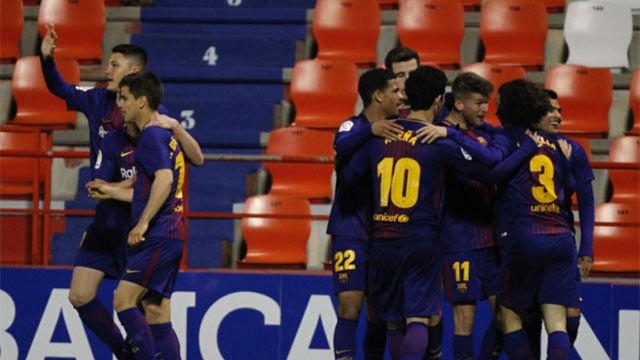 LALIGA 123 | Lugo - Barça B (1-2)