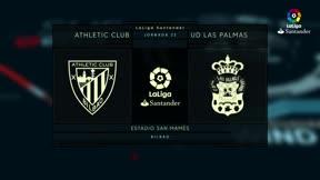 LALIGA   Athletic - Las Palmas (0-0)