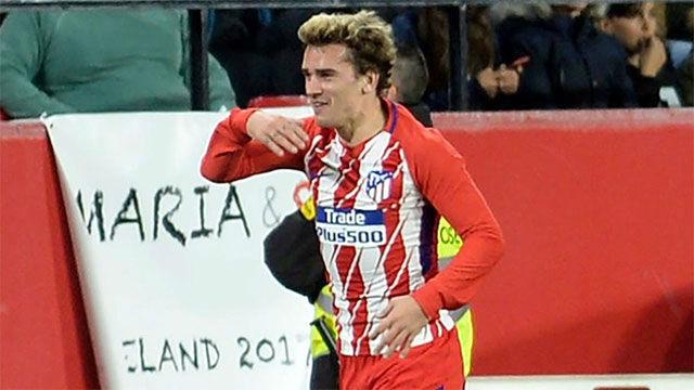 LALIGA | Sevilla-Atlético de Madrid (2-5): Griezmann marcó un hat-trick