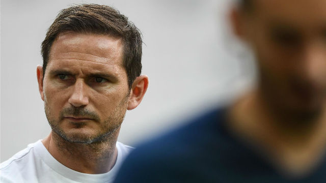 Lampard: Es imposible sustituir a Hazard
