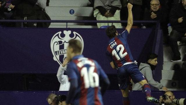 El Levante gana y desespera a un Valladolid sin acierto