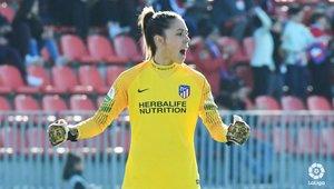 Lola Gallardo deja el Atlético de Madrid