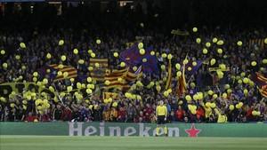 Los globos amarillos no han tenido consecuencias