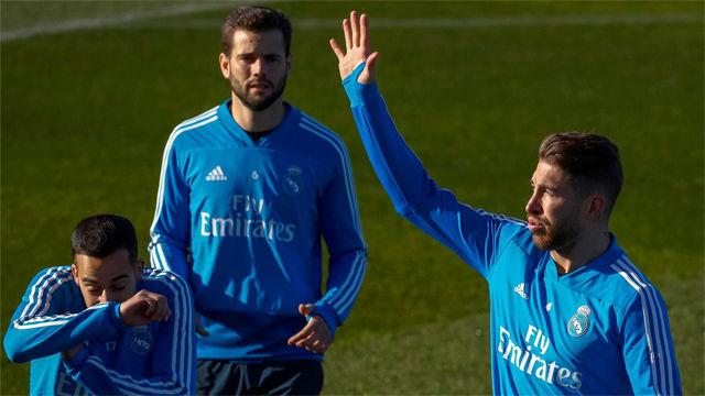 El Madrid se prepara para visitar el Villamarín con la enfermería llena
