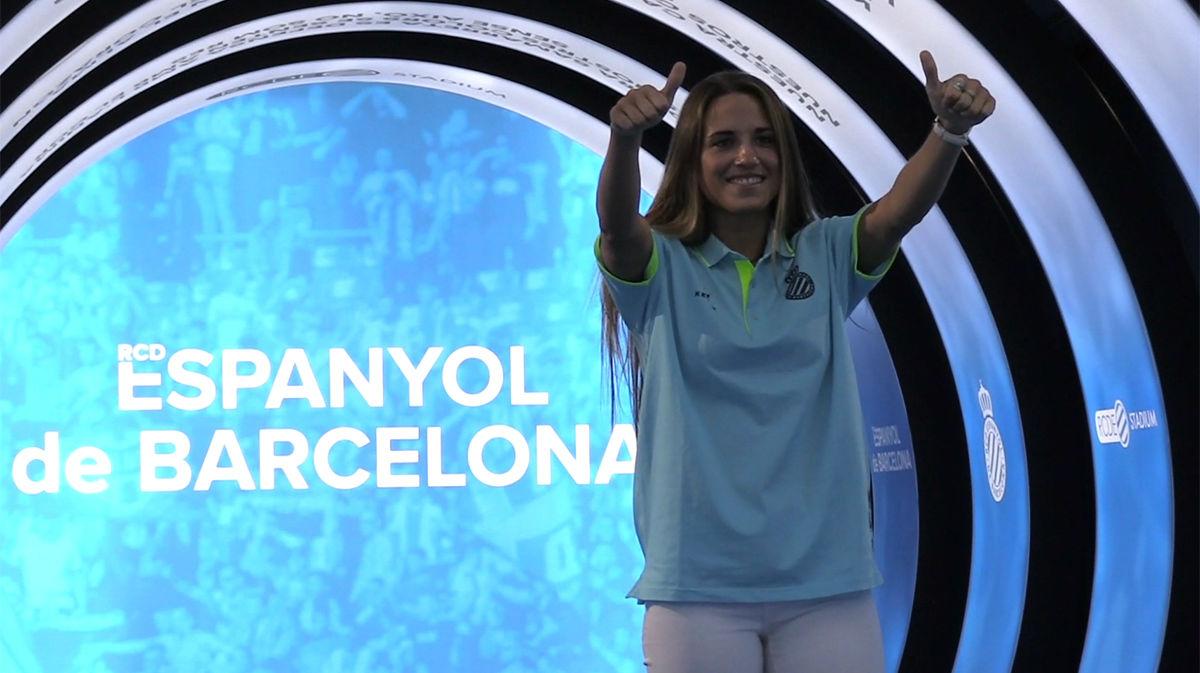 Marta Turmo, nuevo fichaje para el Espanyol femenino