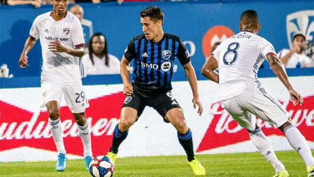 Mejor estreno imposible: tremendo gol de Bojan con el Montreal