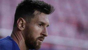 Menotti se mostró sorprendido por la situación de Messi en el Barcelona
