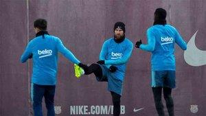 Messi estará en el clásico del Camp Nou