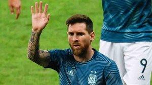 Messi ha puesto punto y final a la temporada