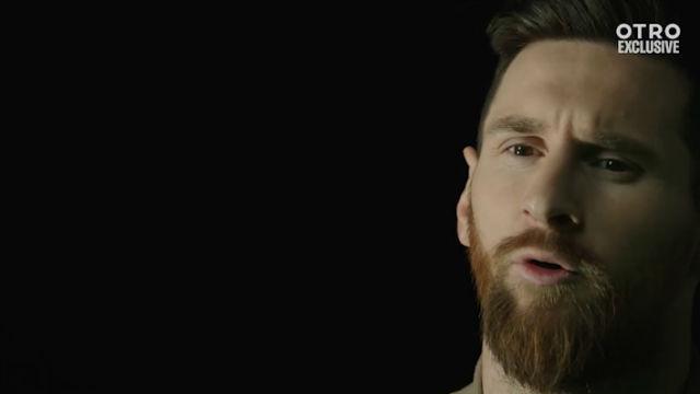 Messi recuerda no querer dejar el Barça pese a los duros inicios