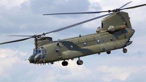 El ministerio de Defensa de España recibir su primer Chinook modernizado en 2021