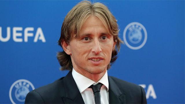 Modric zanja la polémica: Estoy en el mejor equipo del mundo