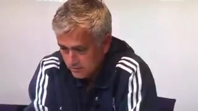 Mourinho y el pelo de Conte