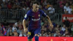 Munir jugará esta temporada cedido en el Alavés