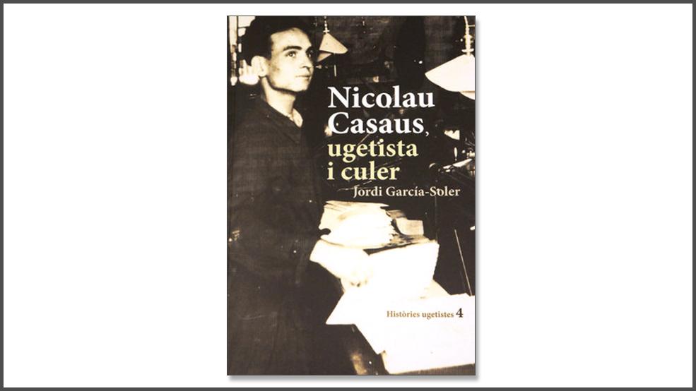 Nicolau Casaus, ugetista i culer (ES)