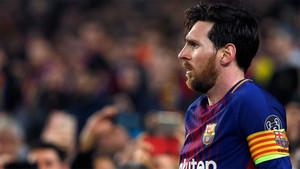 El objetivo prioritario de Messi es volver a ganar la Champions