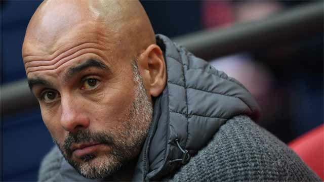 Pep Guardiola no cree en el cuadruplete
