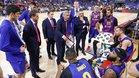 Pesic y sus jugadores buscarán un nuevo triunfo ante el Armani