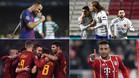 No te pierdas los goles de la última jornada de la fase de grupos de la Champions