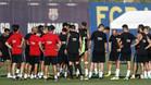 La plantilla del FC Barcelona en el arranque de la pretemporada 2017/18