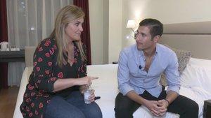 La primera entrevista de Gianmarco fuera de GH VIP 7