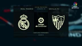 El Real Madrid firma ante el Sevilla el mejor partido de la era Solari