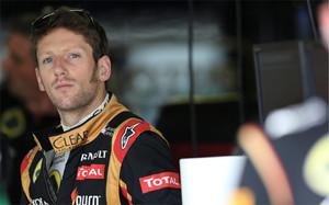Romain Grosjean seguirá un año más pilotando un Lotus