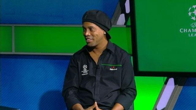 Ronaldinho: Cuando llegué al Barça ya sabía quien era Messi