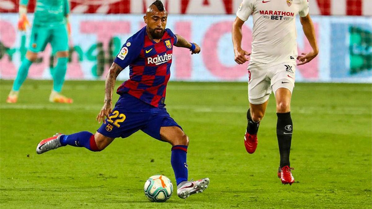 Ronaldo: Arturo Vidal jugaría en cualquier equipo del mundo