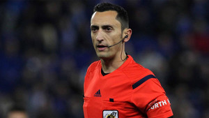 Sánchez Martínez arbitrará el clásico del día 23 en el Bernabéu