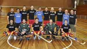 La selección de hockey, a por el Europeo