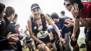 Sheila Avilés, mejor corredora española de montaña en la Lloretrail