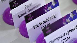 El sorteo de la UEFA Womens Champions League, en directo