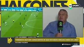 Tapia: No es el momento de convocar a Messi