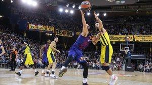 Tener el apoyo de la afición en el Palau será básico para el Barça