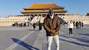 Touré Yayá desearía dejar el fútbol chino