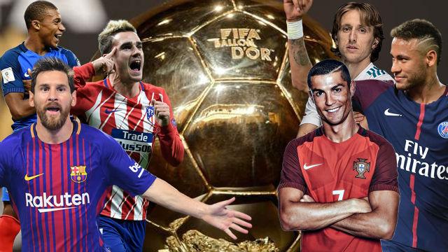 Tras el Mundial, estos son los candidatos al Balón de Oro