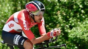 Valls sufre fractura del sacro por la caída en el Tour Down Under