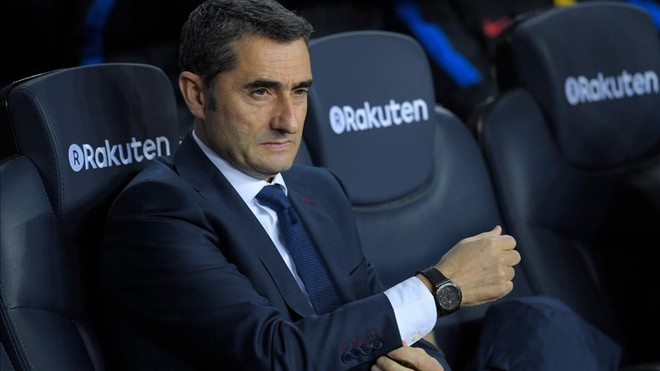 "Valverde: ""Coutinho y Dembélé han dado un paso adelante"""