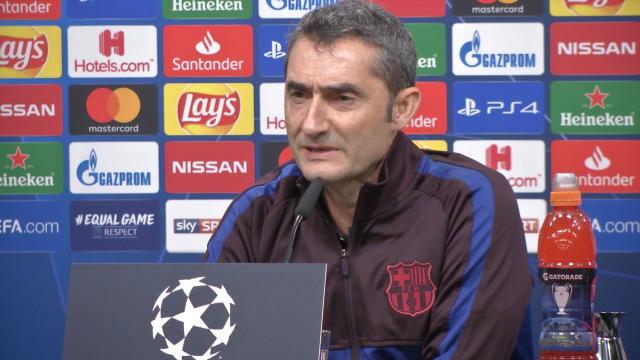 Valverde habló sobre Ansu Fati