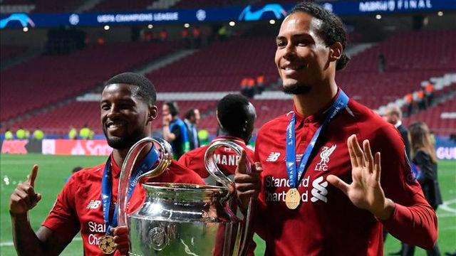 Van Dijk fue claro tras ganar la Champions: El Balón de Oro lo merece Messi