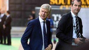 Wenger negoció con el Real Madrid en Italia