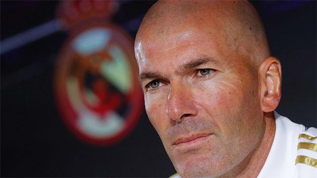 Zidane: Todos tenemos ganas de ver jugar a Hazard